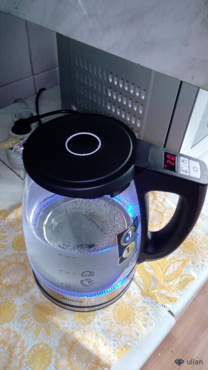 Обзор электрочайника Midea MK 8009 или как выбрать хороший чайник