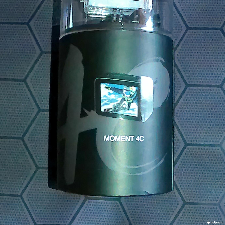 Стоит ли покупать экшен камеру VanTop Moment 4C полный обзор