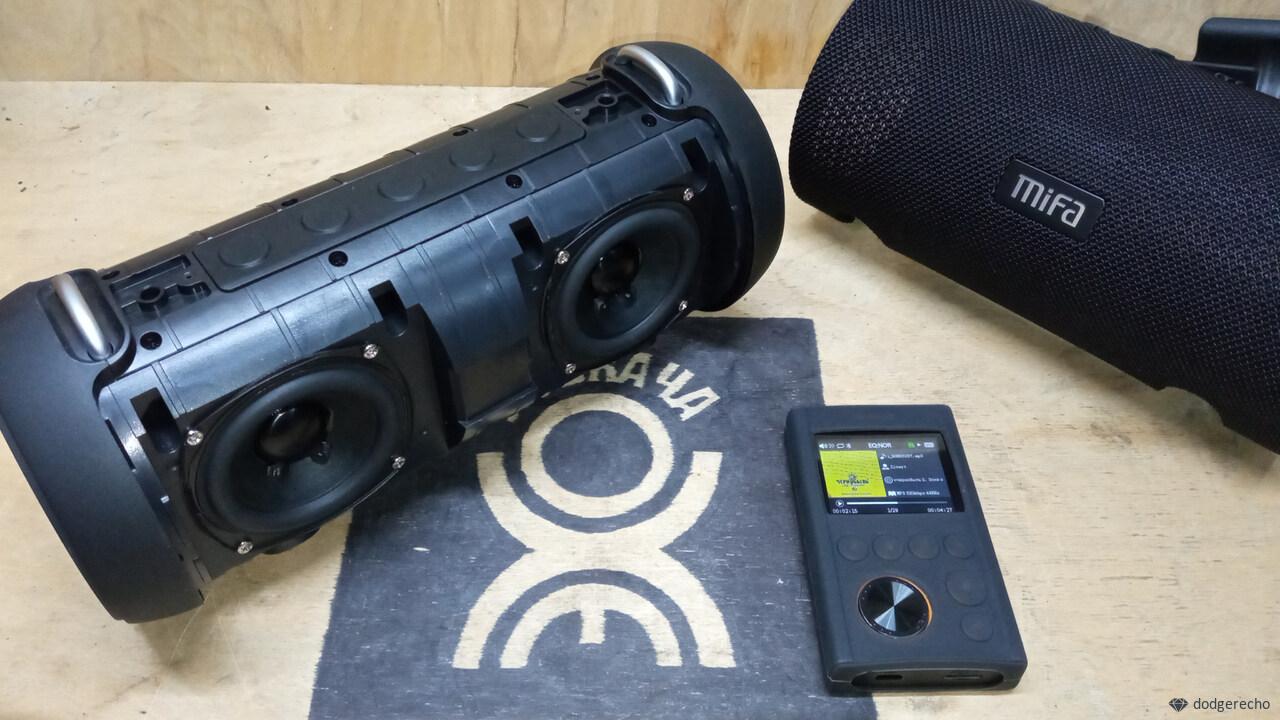 Подробный обзор колонки Mifa A90 60Вт миф или реальность, разберем посмотрим!